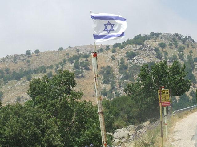 Сирийские повстанцы захватили несколько городов на границе с Израилем