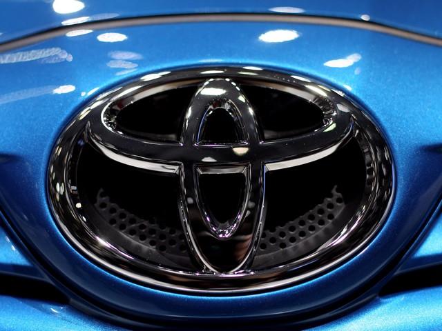 Первое место в списке заняла японская марка Toyota