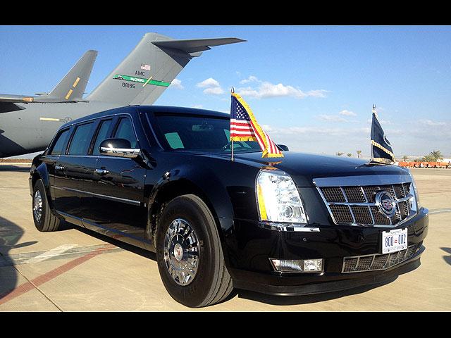 Лимузин президента Обамы