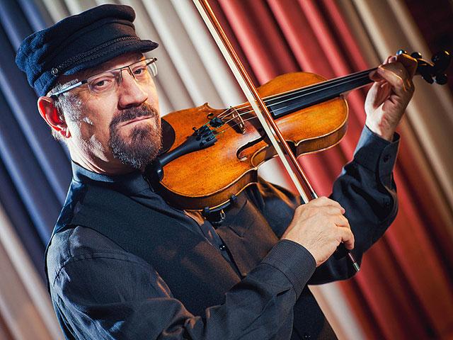 "В ""Havana-Club"" пройдет вечер скрипача-импровизатора Леонида Рутштейна"