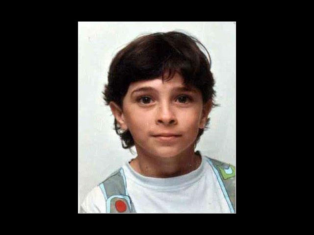 Полиция просит помощи в розыске 12-летнего Даниэля Ашера Моторного