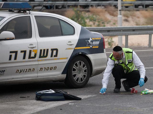 ДТП около Тират Кармель: погибла женщина, четверо раненых