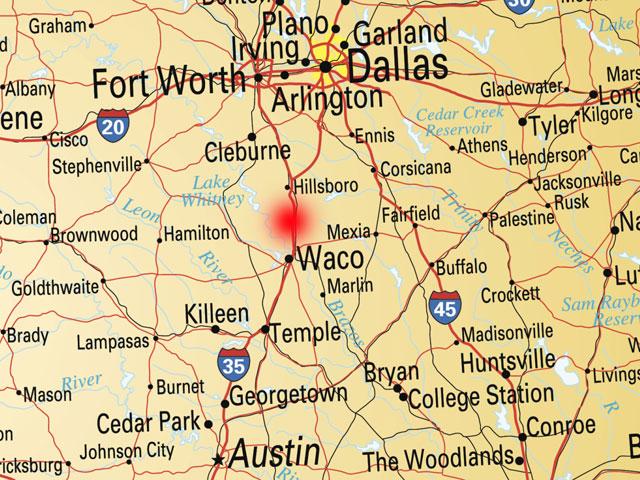 На заводе по производству удобрений в городе Вест (между Остином и Далласом, штат Техас, США) прогремел мощный взрыв