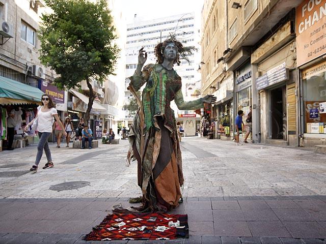 Утверждены новые правила деятельности уличных артистов: список улиц Тель-Авива