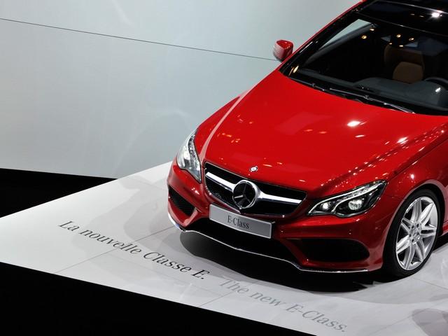 На израильском рынке стартуют продажи обновленного Mercedes-Benz E-Clas