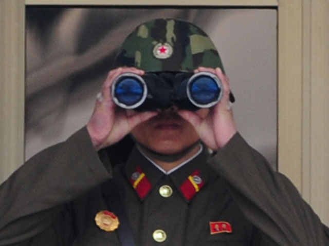 Военнослужащий армии КНДР (архив)