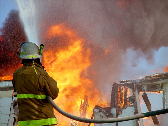 Пожар на птицефабрике в Китае: не менее 55 погибших
