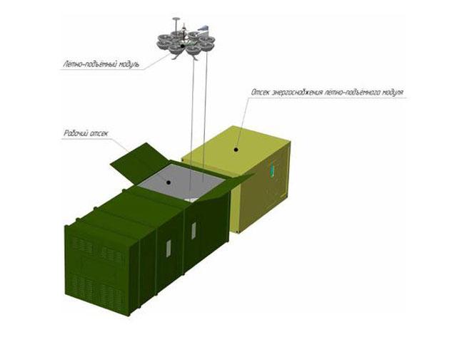 Схема запуска Air - Q8