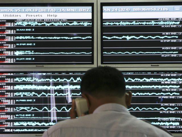 В Греции произошло землетрясение магнитудой 6,2