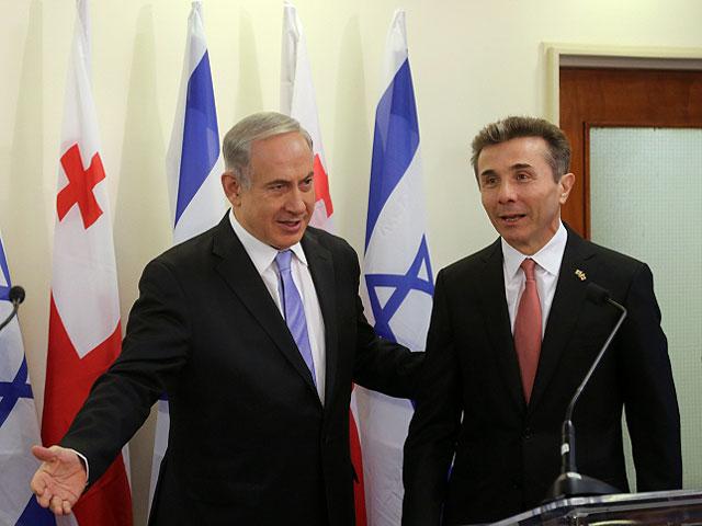Биньямин Нетаниягу и Бидзина Иванишвили