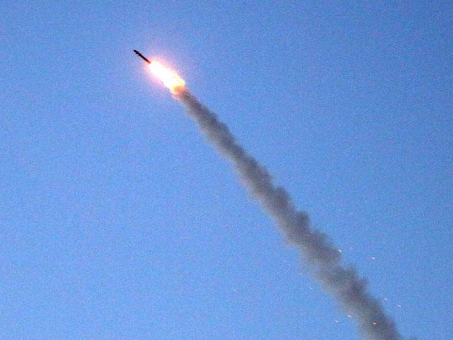 El ejército israelí ha experimentado misil de largo alcance
