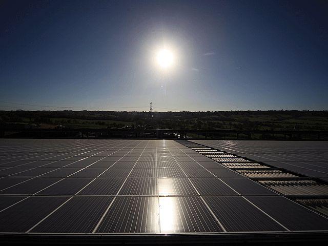 Одобрено строительство солнечной электростанции в Негеве