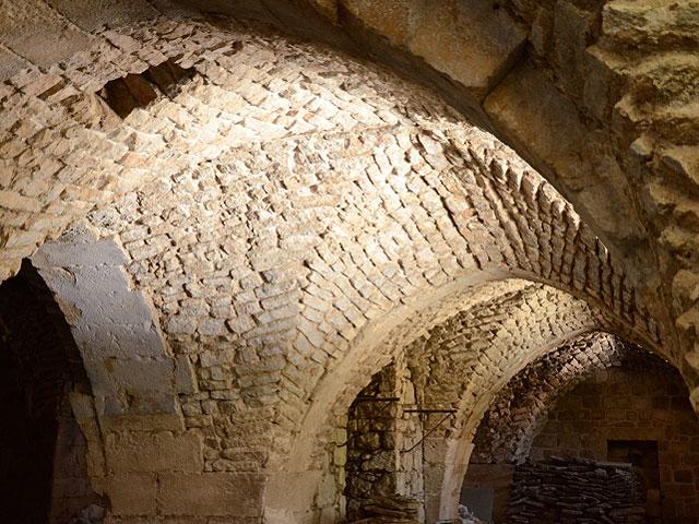 В средневековой больнице крестоносцев в Старом городе Иерусалима откроют ресторан