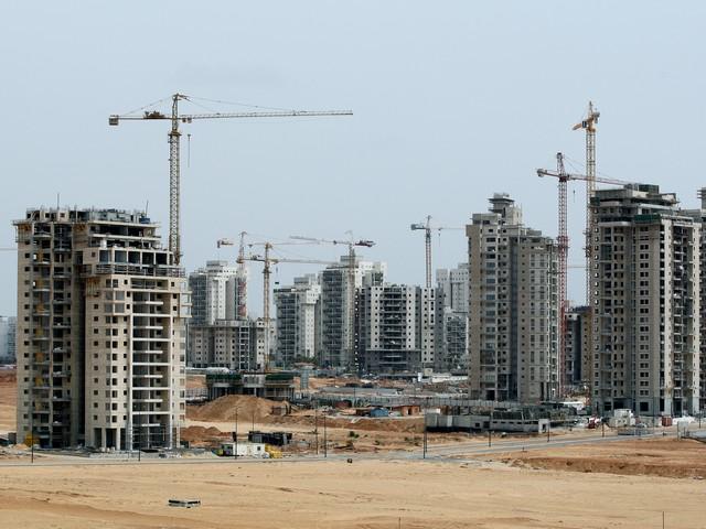 ЦСБ: почти по всему Израилю растут продажи новых квартир, лидирует Хайфский округ