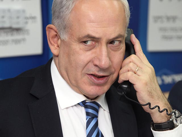 """По информации газеты """"Гаарец"""", Барак Обама лично переговорил с Нетаниягу"""