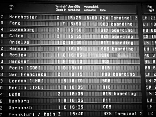 Каир: рейс в Лондон отложен из-за сообщения о планируемом теракте