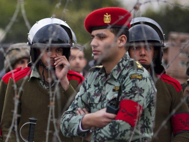 На Синае взорвана база военной разведки. 4 погибших