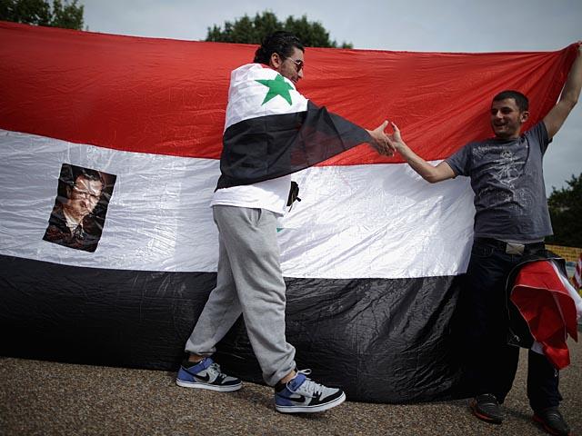 Сирия подала документы в ООН на присоединение к Конвенции по химоружию