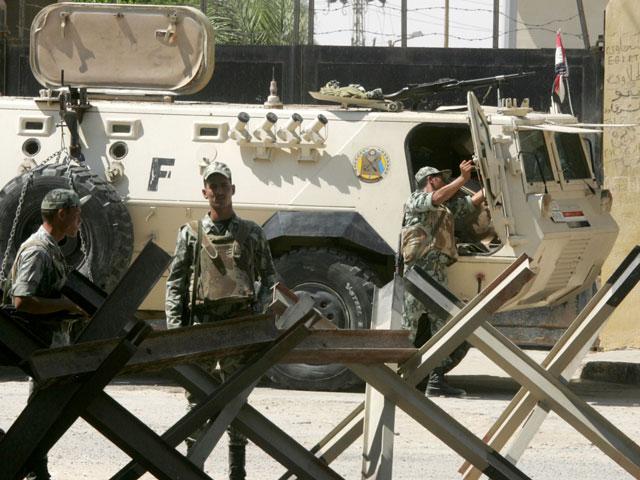 """Египетская армия взяла штурмом оплот """"Братьев-мусульман"""""""
