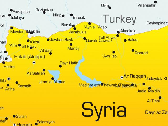 В Сирии убит полевой командир Исламского государства Ирак и Левант