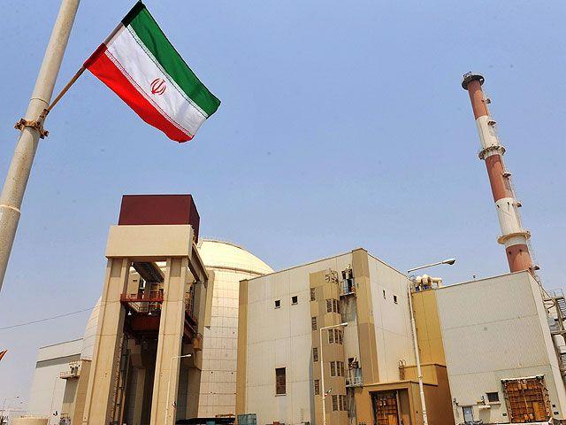 Россия передала под контроль Ирана Бушерскую АЭС