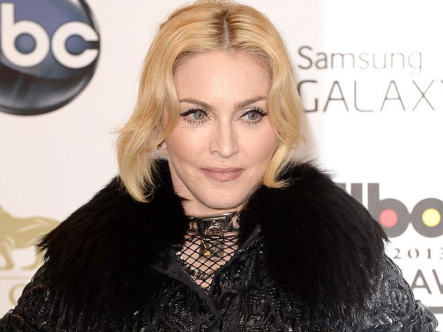 Мадонна заняла первое место в списке самых дорогих знаменитостей