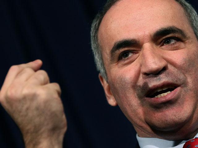 Каспаров обещает репрессии сторонникам воссоединения Крыма с Россией