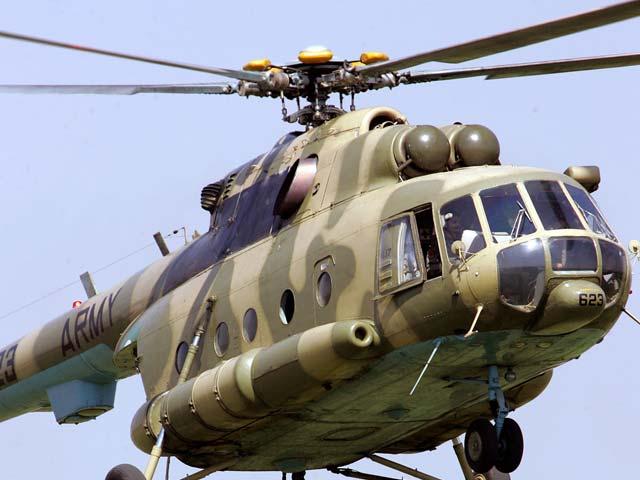 Министерство обороны США отказалось от покупки российских вертолетов Ми-17
