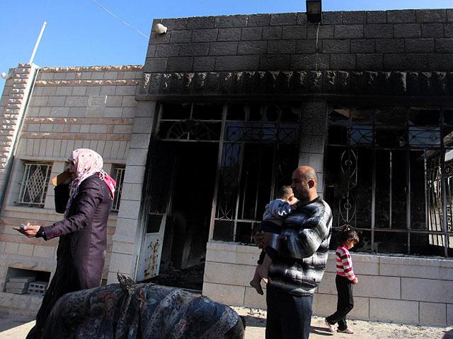 """""""Привет от Эдена. Месть"""": в арабской деревне подожжен дом"""