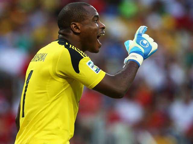 """Бывший вратарь """"Маккаби"""" и """"Апоэля"""" не пропустил. Нигерия завоевала путевку в Бразилию"""