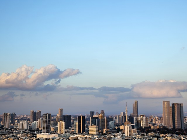 """В Тель-Авиве планируется строительство 35 тысяч квартир, в том числе """"доступных"""""""