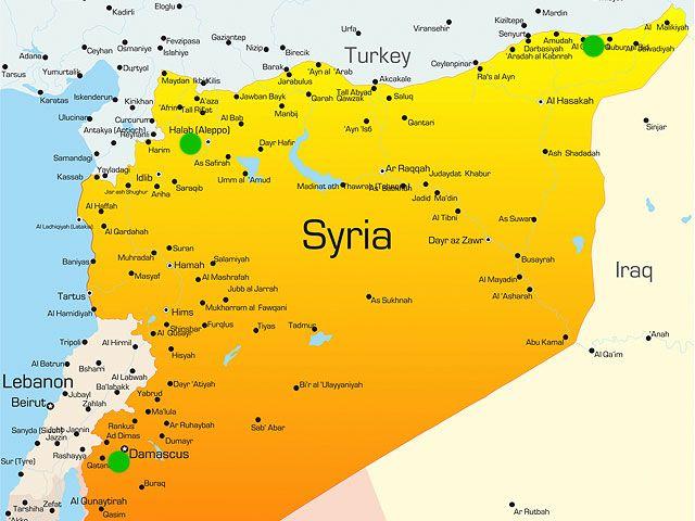 "Боевики ""Аль-Каиды"" захватили город на сирийско-турецкой границе"