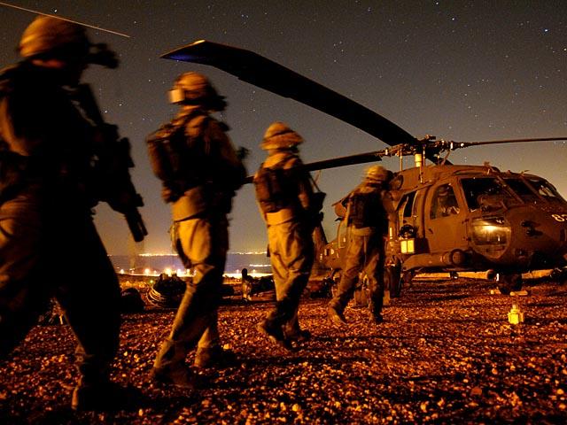 Военнослужащие ЦАХАЛа ликвидировали боевиков, готовивших теракты в Израиле
