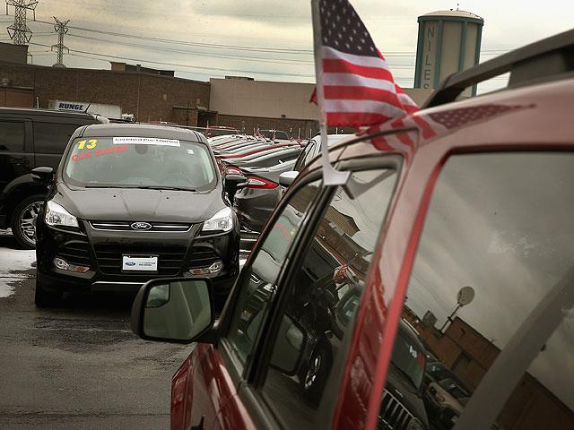 Ford Motor отзывает более 160 тысяч кроссоверов Ford Escape