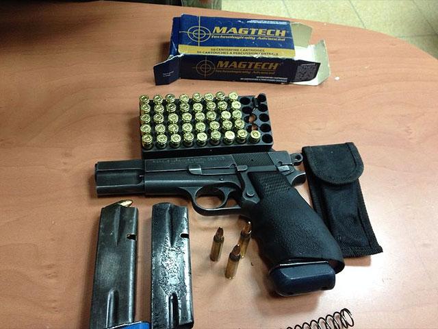 В окрестностях Маале-Адумим обнаружен склад оружия