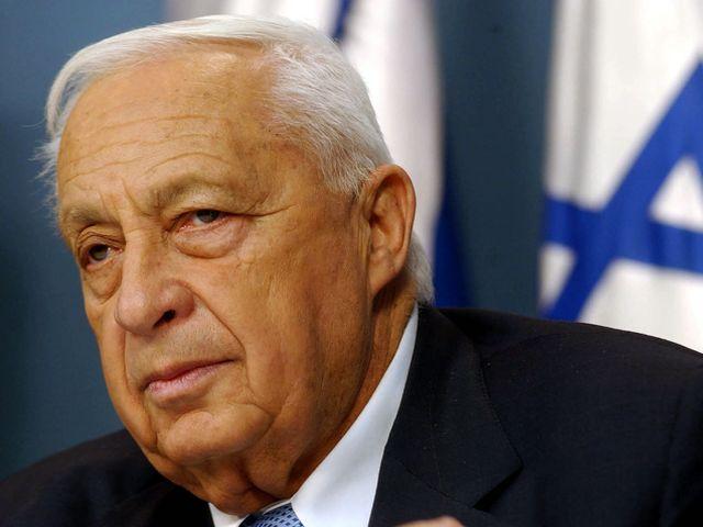 ИЗДОХ бывший премьер-министр Израиля Ариэль Шарон 637459_20140111151859