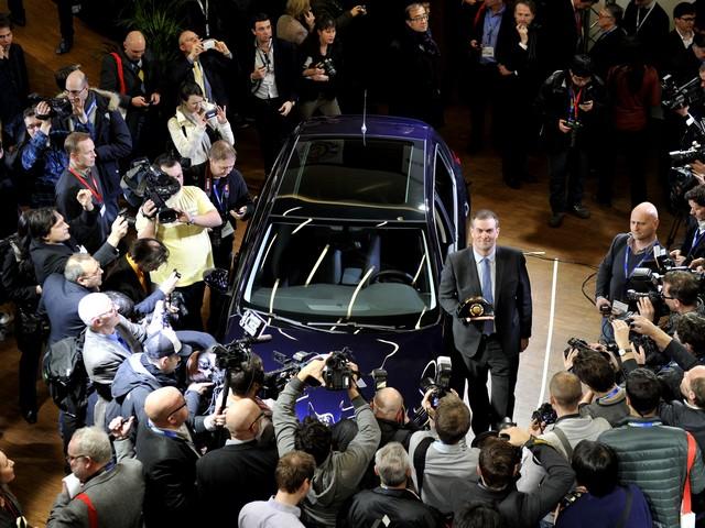 """Победителем европейского конкурса """"Автомобиль года 2014"""" стал хэтчбек Peugeot 308"""