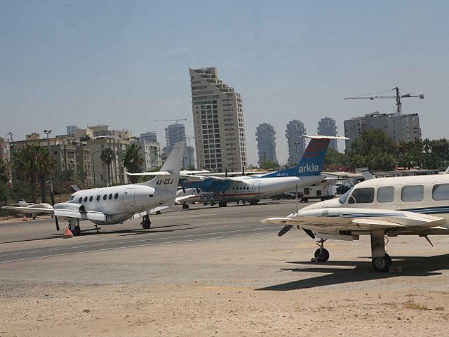 В аэропорту Сдэ-Дов совершил аварийную посадку самолет из Иордании