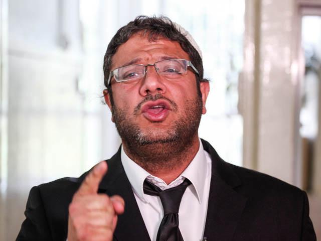 Адвокат Итамар Бен Гвир
