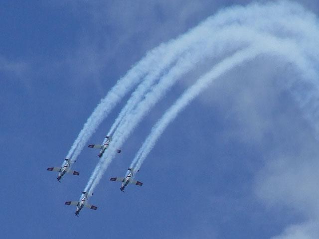 30 апреля над Тель-Авивом и Иерусалимом состоится репетиция военно-воздушного парада