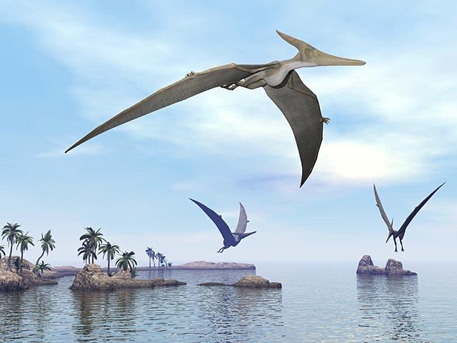 Исследователи из Оксфорда: динозавры не вымерли, а продолжают жить среди нас