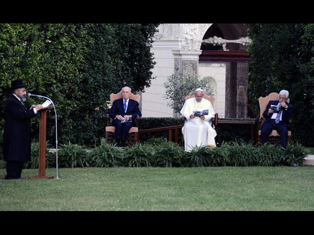 Ватикан. 8 июня 2014 года