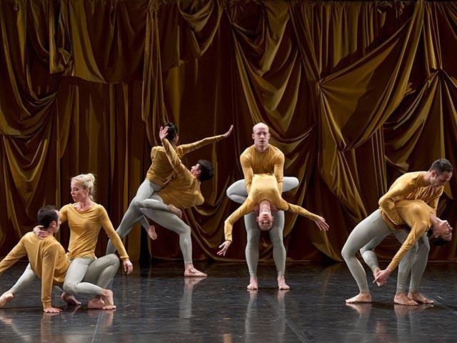 """В Израиле выступит французский ансамбль современного балета """"Балет Де Лоран"""""""