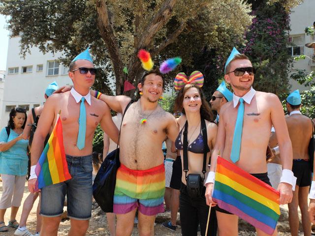 Секс геев израильтян