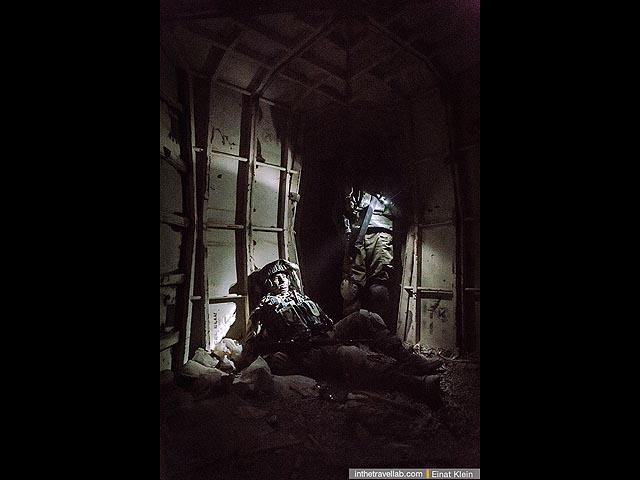Первая часть задания - взятие бункера. Согласно легенде, враг покинул территорию укрепления перед прибытием солдат и был обезврежен за стенами форпоста.