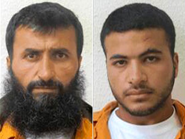 Подозреваемые Зияд Ауад и Аз Аль-Адин Ауад