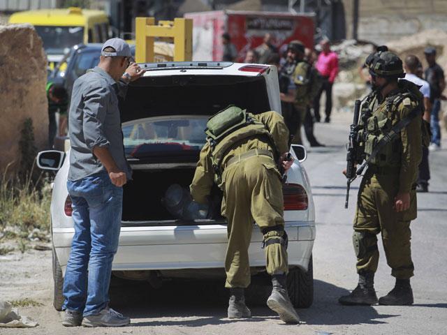 СМИ: арестованные активисты ХАМАС могут быть высланы в Газу или за пределы ПА