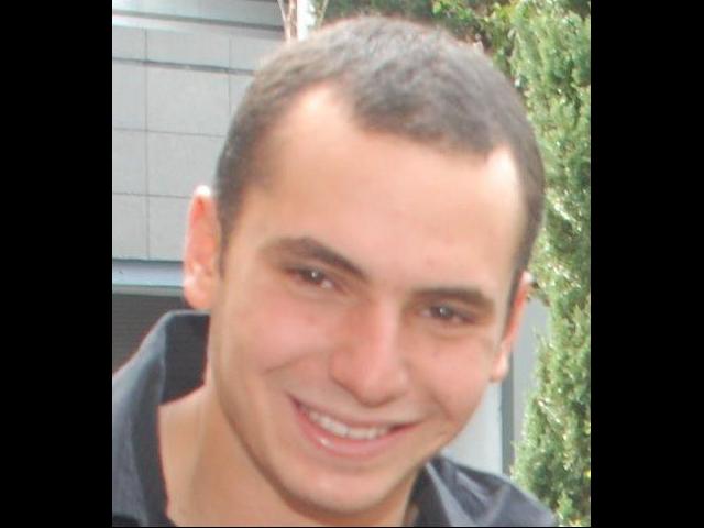 сержант Гилад Яакоби, 21 год, из Кирьят-Оно