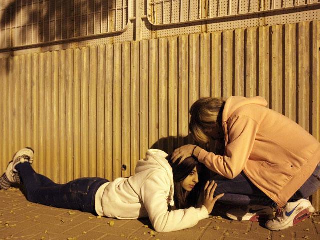 Тревога в Кирьят-Гате