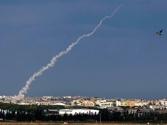 Ракетный обстрел Ашкелона и пограничной зоны, пострадавших нет